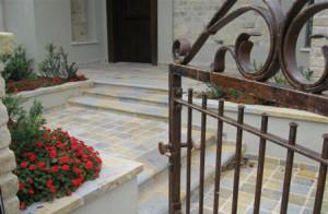 סוגי אבן טבעית לכניסה
