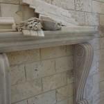 אטלס אבנים קיר בריק טרוורטין