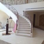 מדרגות אבן חלילה מקור ציפור
